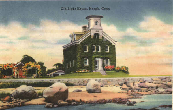 Old Noank Light House